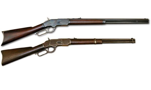 Легендарная винтовка Winchester 1873