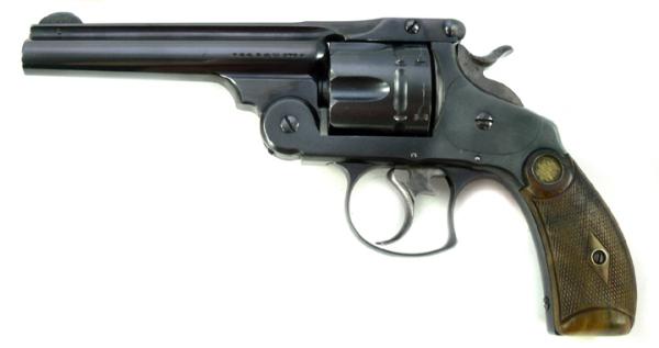 Карманный револьвер Double-Action