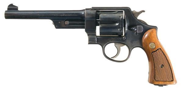 Начало XX века: .44 Triple Lock N-Frame