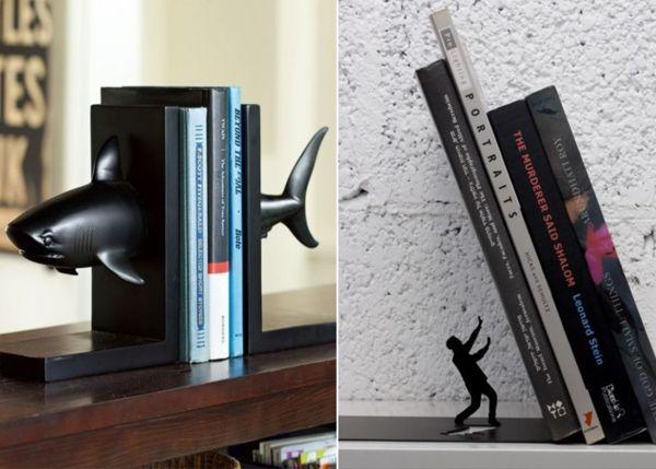 Обзор необычных подставок для книг