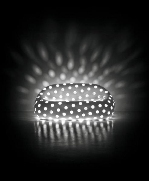 Светящаяся мебель Airball