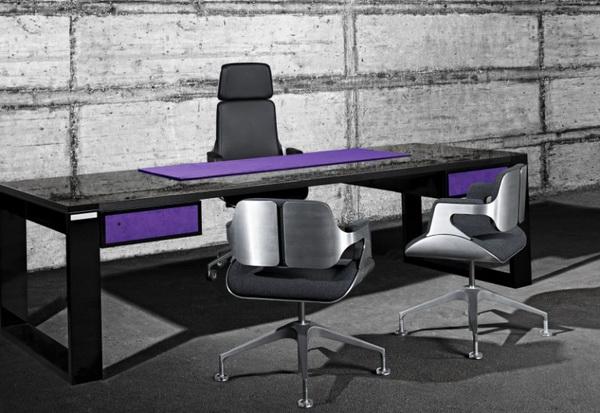 Мебель из углеродного волокна «John & Table»
