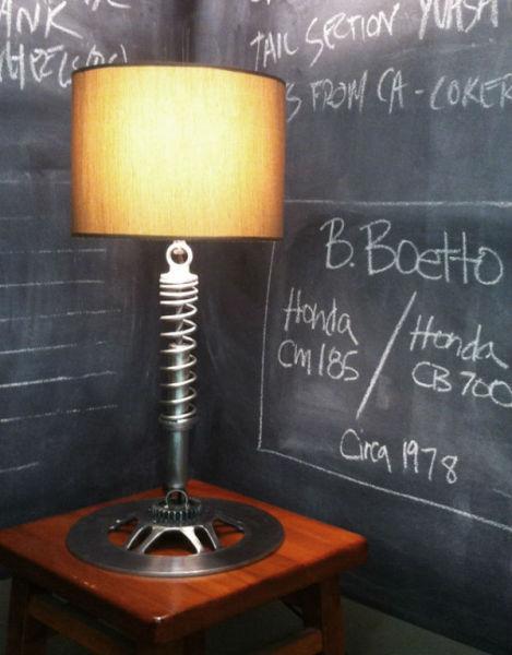 Лампа из коллекции Classified Moto