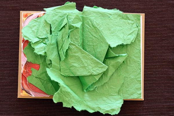книга-сэндвич, которую нельзя съесть