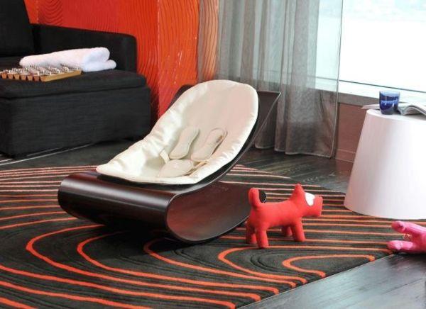 Детское кресло-шезлонг Bloom Coco Stylewood Baby Bouncer