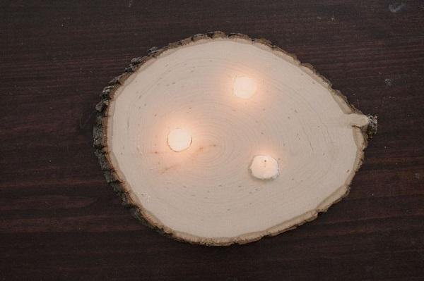 Подставка для свечей