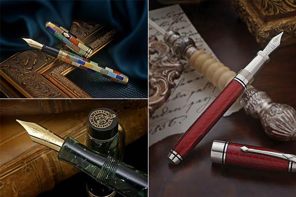 ручки для аристократов Conway Stewart