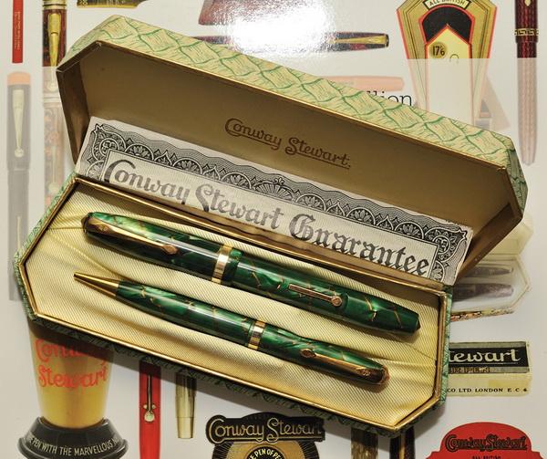 Ручки Conway Stewart