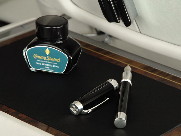 Conway Stewart: ручки для аристократов