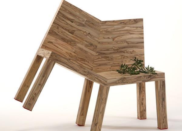 Кресло Conflict Chair