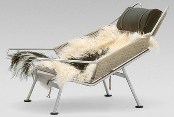 Варварское кресло от PP Mobler