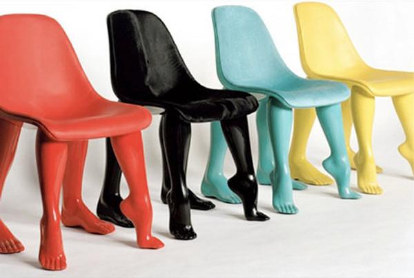 Кресло Perspective Chair от Domeau&Pérès