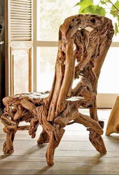 Кресло Azelea Wood Chair