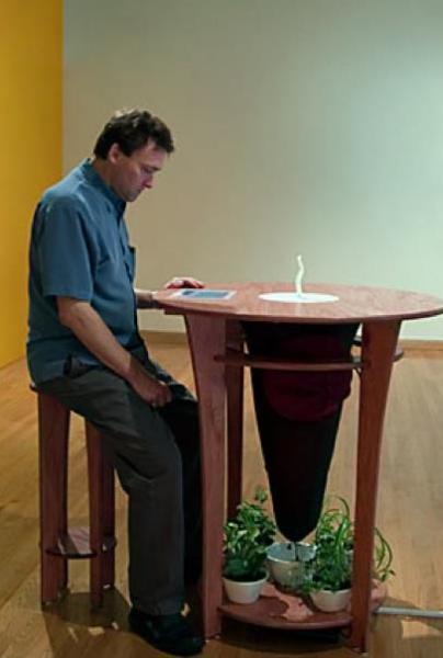 Эко стол