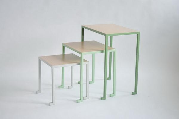 Стол и стулья из кухонной системы Food storage
