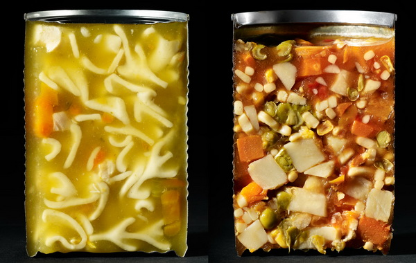 супы в разрезе