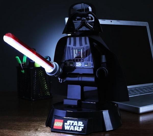 Лампа Звездные войны