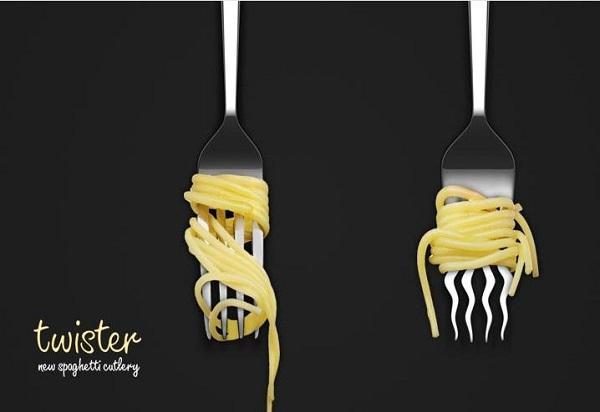 Вилка Twister