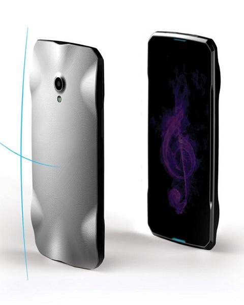 Audio Phones - концепт телефона будущего для истинных ценителей хорошей музыки