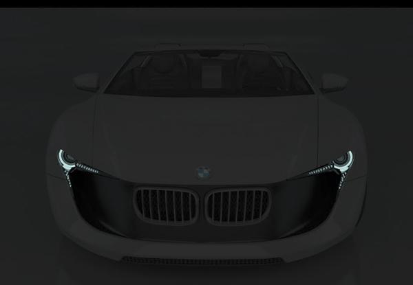 Кузов BMW X MPower обладает удивительной аэродинамикой