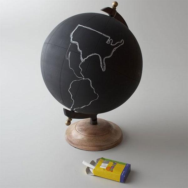 Глобус - доска