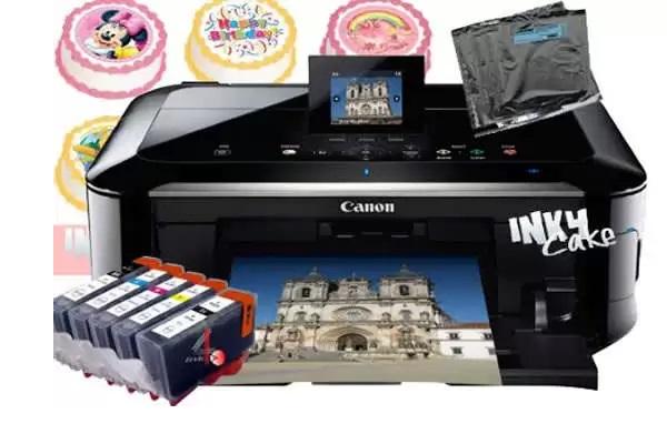 Кондитерский принтер от Canon