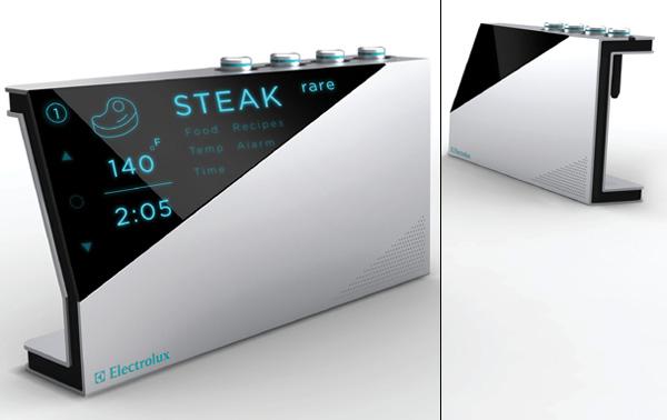 Высокоточный кухонный термометр Electrolux Slice