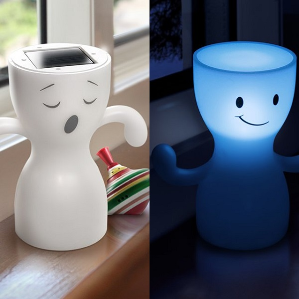 GloBoy – креативный светильник для детских комнат