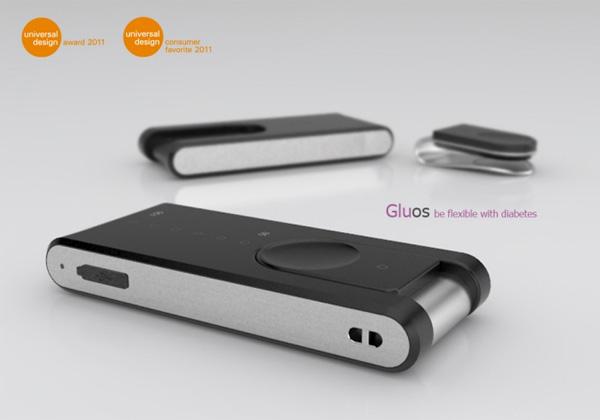 Gluos - медицинская клипса, помогающая больным диабетом