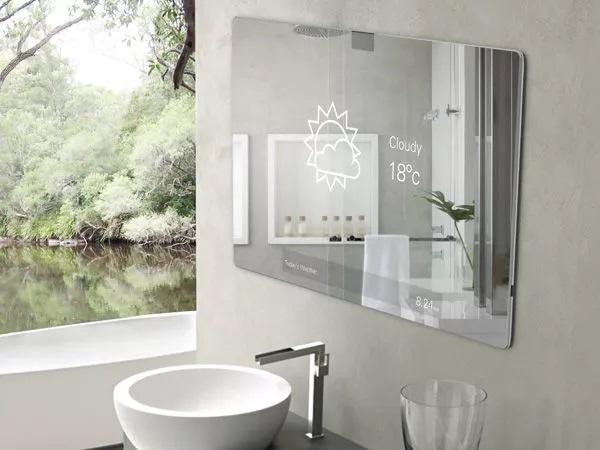 Зеркало и компьютер для ванной Mirror 2.0