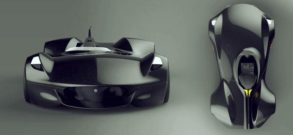 Концепт Jaguar XK-I
