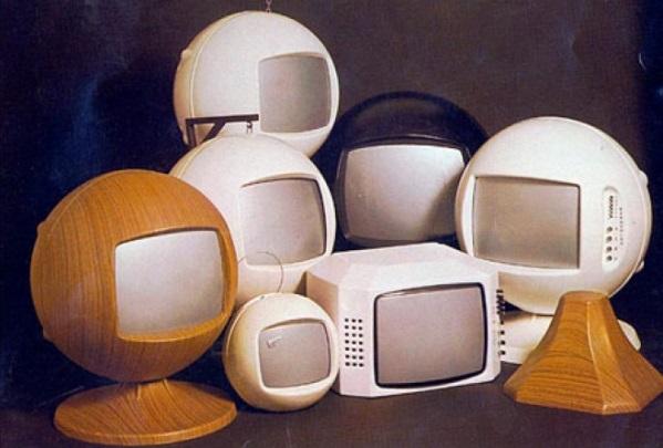 Не утративший актуальности сферический телевизор Keracolor Sphere