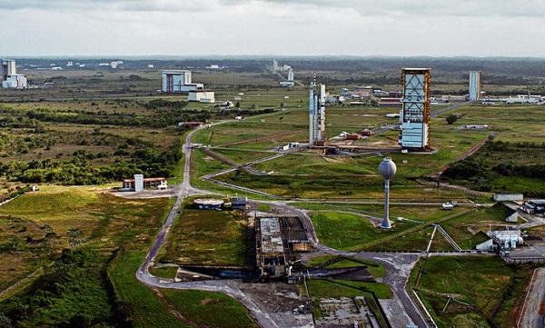Kourou - самый надежный космодром во всем мире