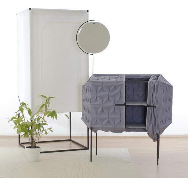 Мебель из текстиля London