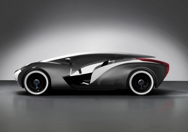 Концепт Maserati Tramontane