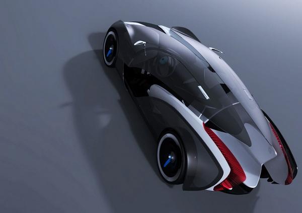 Кузов Maserati Tramontane состоит из четырех слоев