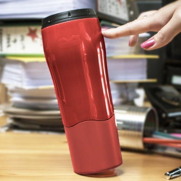 Чашка, которую невозможно опрокинуть: Mighty Mug