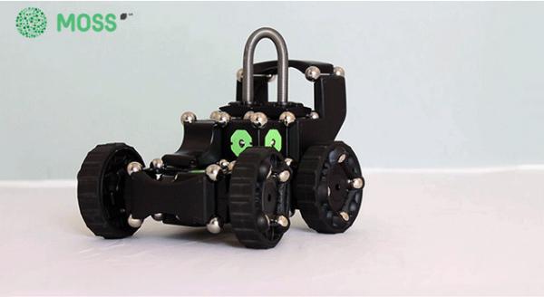 Магнитный конструктор роботов MOSS