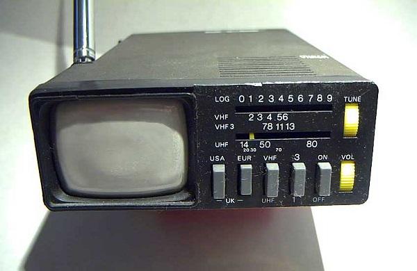 Портативный ретро-телевизор MTV-1 Micro