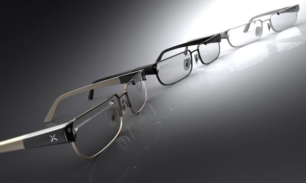 Концепт очков Nexus Glasses