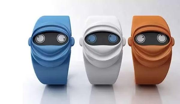 Ninja Time Watch – забавные часы в стиле ниндзя