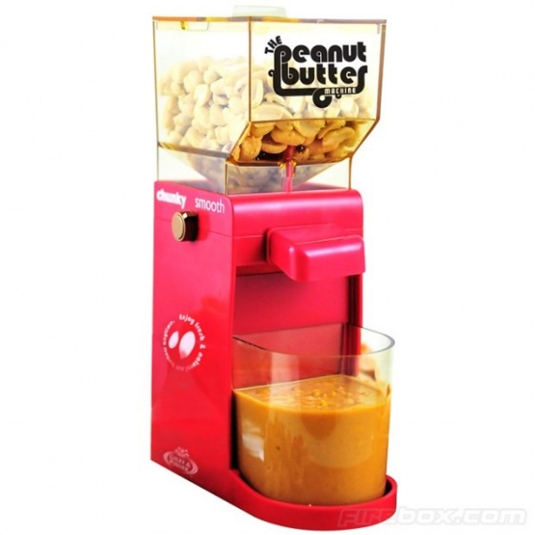 Peanut Butter Maker – удобный кухонный девайс для приготовления арахисового масла