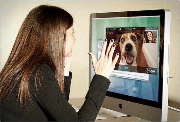 Устройство для общения с собакой PetChatz