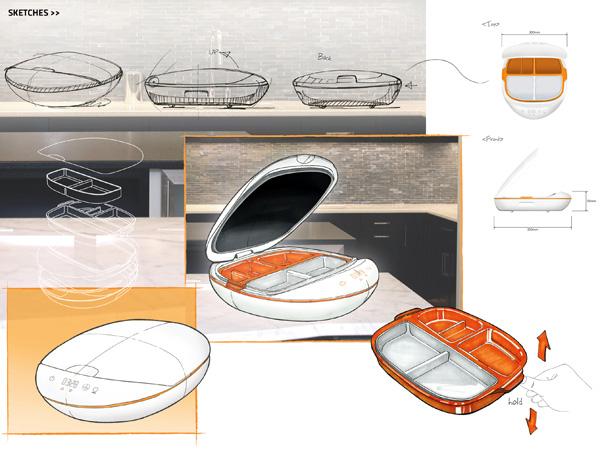 Скетчи Plate Cooker