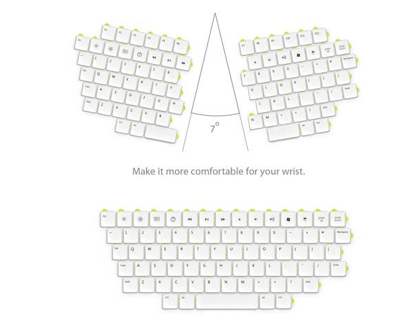 Puzzle Keyboard позволяет свободно настраивать раскладку