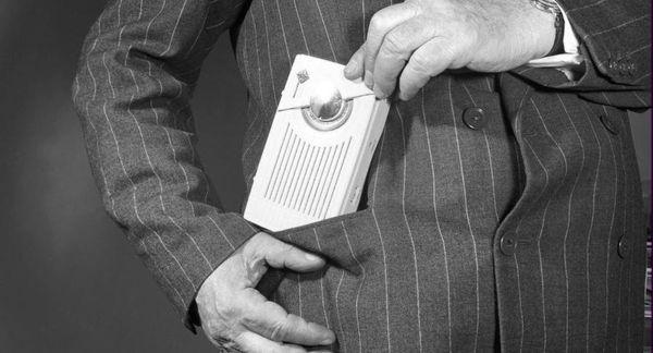 Беспроводное радио 1955 года