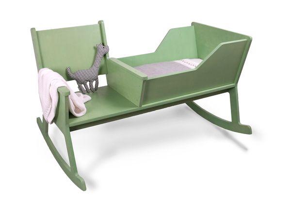Rockid: колыбель и кресло-качалка