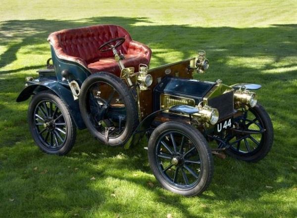 Rolls-Royce 10hp Two-Seater - один из самых дорогих автомобилей всех времен и самый дорогой 'ролс-ройс' в истории бренда