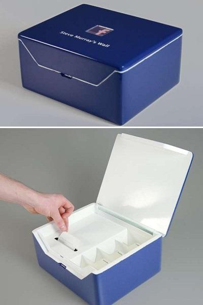 Концепт необычного принтера для активных пользователей Facebook