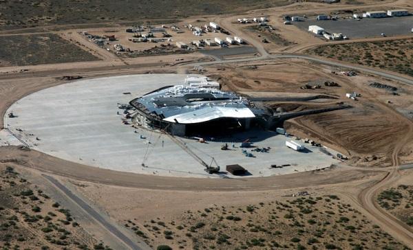 Spaceport America - космодром, специализирующийся на космическом туризме